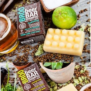 BROO BEER BAR SOAP FOR MEN...